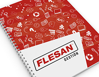Cuaderno 2015 Flesan Gestión // 2015 Notebook Flesan