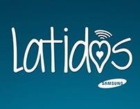"Samsung ""Latidos"""