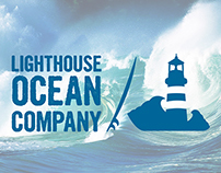 Lighthouse ocean