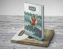 Myths & Legends - book cover redesign