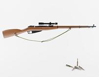 Mosin rifle