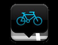 BIKE AROUND app