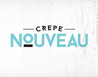 Crepe Nouveau Store and Kiosk