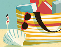 Summer Books for The Guardian