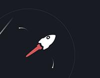 Rokket - Logo Animation