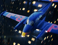 RedBull Air Race City