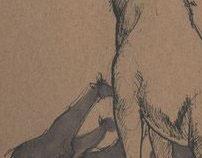 Raw Non Industrial Design sketchbooks