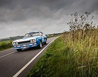Ford Capri V8