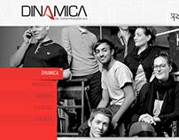 Dinamica. Website 2012.