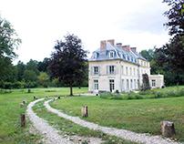 Lizieres Château