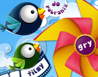 Groteska Theatre (website for kids)
