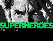 SUPERHEROES (2010-14)