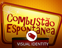 Visual Identity: Combustão Expontânea