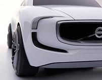 Volvo Tote