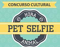 PET SELFIE CONCURSO CULTURAL