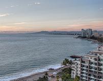 Puerto Vallarta Set 1 (HDRs)