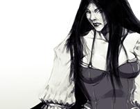 Character Design:Sammy Sin