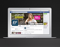 Facebook Content for EF Englishtown