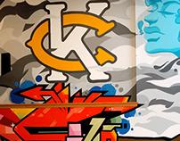 Kansas City North community center mural