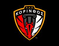 Korinthos Football Club  |  Brand Strategy