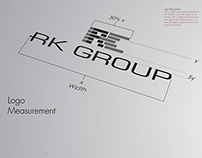 RK Group: Corporate Identity Guidelines Manual