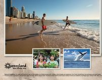 Tourism Australia: Melbourne & Gold Coast