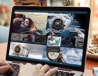 5x Website UI / UX Design #2 - 2014
