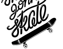 Skaters Gonna Skate poster