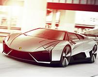 in collaboration with Lamborghini Centro Stile