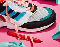 Adidas still life