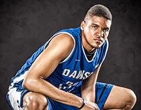 Dawson Basketball Athletes
