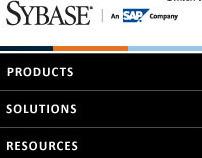 Sybase Mobi Site