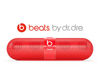 Beats Pill - By Dre