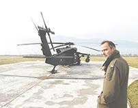 Recce Flight in BiH