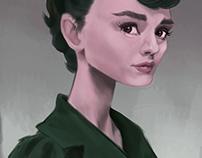2D portrait gallery