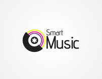 Logotype Smart Music