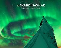Skandináv Ház - brand identity concept