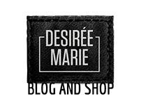 Desirée Marie Blog and Shop