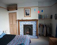 Paul's Delft Tile Fireplace