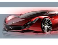 Ferrari Doodles