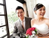 Wedding -  Mun wai & Chen yao actual day