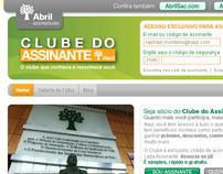 [Editora Abril] Clube do Assinante