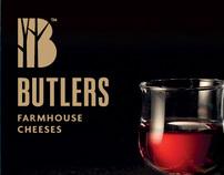 Premium Artisan Cheese branding and packaging