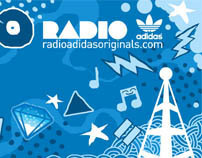 Radio Adidas Originals