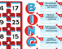 Design Travel Bingo