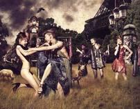 Paris Calling - Parisian Apocalypse by Nineteen74