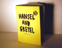 Hansel and Gretel - Pop Up Book