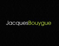 Jacques Bouygue, diffuseur en lumières