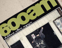 6:00AM - Skateboard Culture Magazine