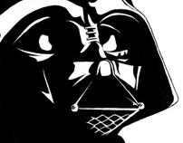 Star Wars Ink Series